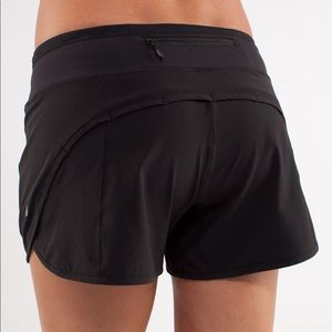 Lululemon Groovy Running Shorts